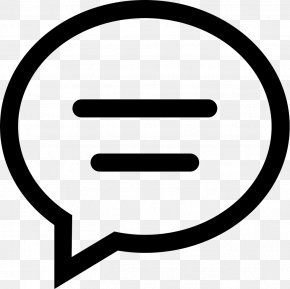 Text Bubble PNG