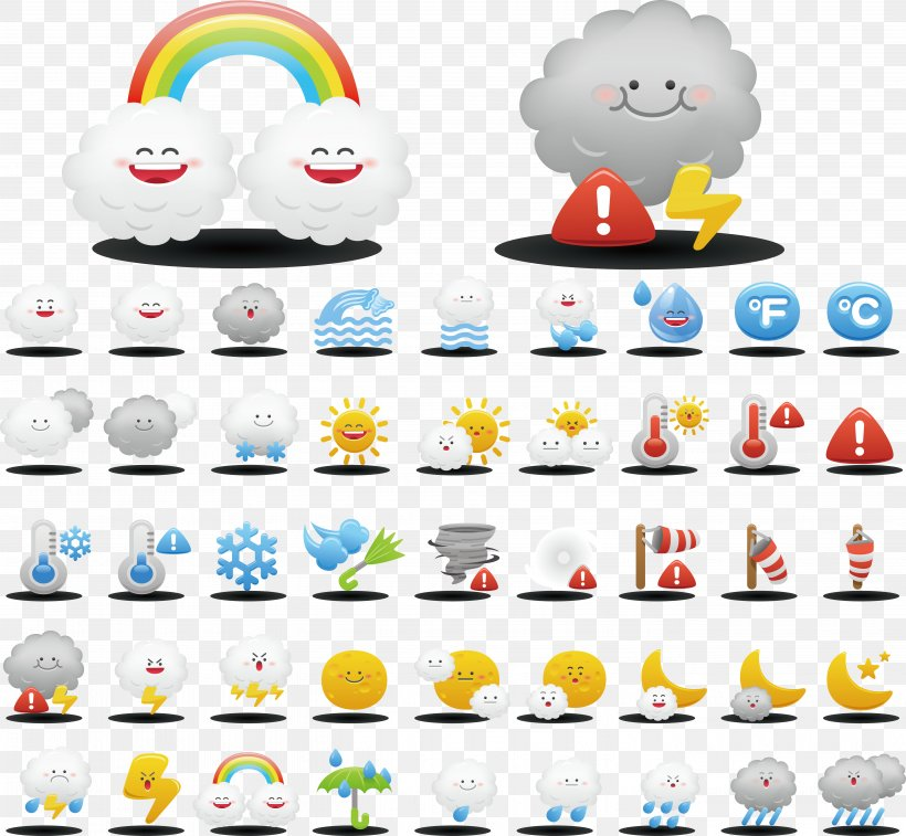 Thunderstorm Icon, PNG, 5496x5074px, Thunder, Cartoon, Emoticon, Icon Design, Lightning Download Free