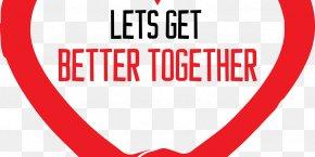 Fitness Program - Love Logo Book Valentine's Day Brand PNG
