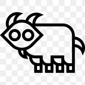 Goat Vector - Goat Clip Art PNG