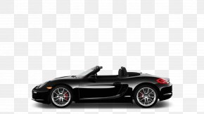 Black Cool Sports Car - Sports Car Porsche Boxster/Cayman Luxury Vehicle PNG