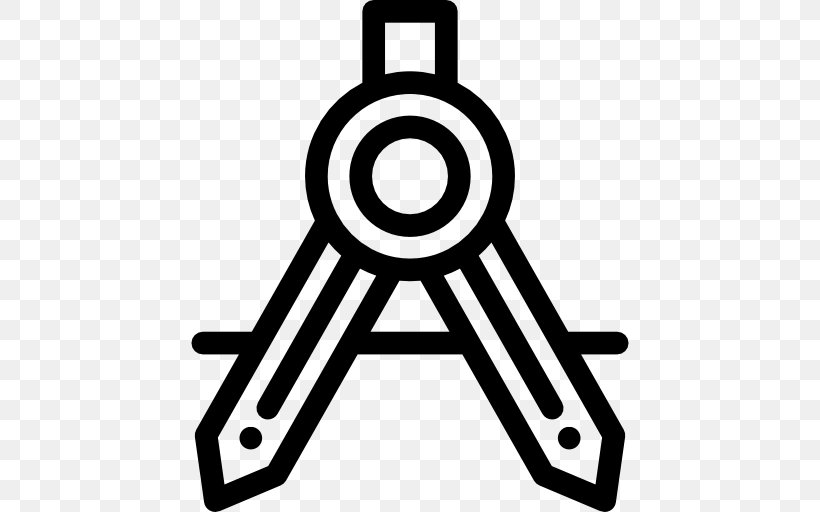 Drawing Clip Art, PNG, 512x512px, Drawing, Black And White, Compass, Monochrome, Monochrome Photography Download Free