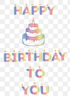 Happy Birthday Clip Art Image - Birthday Clip Art PNG