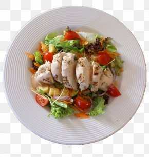Chicken Salad - Meal Preparation Food Recipe Eating PNG