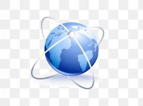 Spherical World Map Vector - Globe World Logo PNG