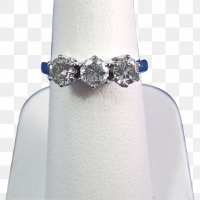 Sparkling Diamond Ring - Jewellery Ring Gemstone Wedding Clothing Accessories PNG