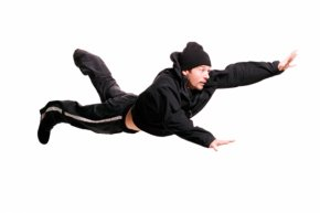 Person Falling - Stock Photography Getty Images Clip Art PNG