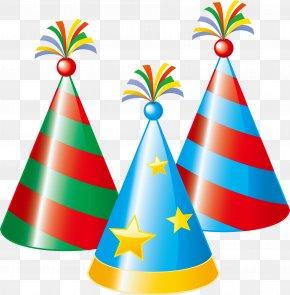 Cartoon Festivals Hat - Christmas Hat Cartoon PNG