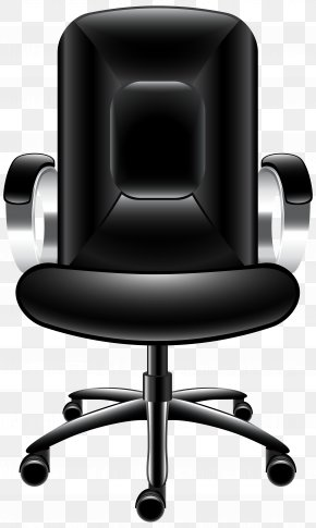 Office Chair Transparent Clip Art Image - Office Chair Table Clip Art PNG