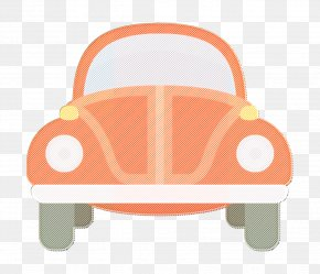 Baby Toys Compact Car - Car Icon Basic Flat Icons Icon PNG