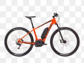 Flying Bike - Electric Bicycle Mountain Bike Trek Bicycle Corporation Trek Powerfly 7+ Matte Trek Black/Solid Charcoal 19.5 PNG