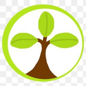 Popular Indie - Logo Plant Stem Leaf Tree PNG