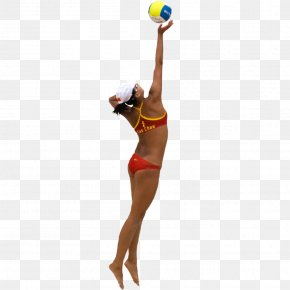 Volleyball - Beach Volleyball Sport PNG