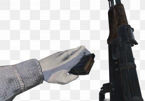Ak 47 - Call Of Duty 4: Modern Warfare Call Of Duty: Modern Warfare 2 Call Of Duty: Black Ops Weapon Firearm PNG