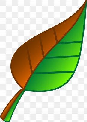Green Leaf Clipart - Leaf Green Clip Art PNG