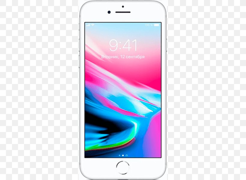 Apple IPhone 8 Plus IPhone 7 256 Gb, PNG, 600x600px, 256 Gb, Apple Iphone 8 Plus, Apple, Apple Iphone 8, Communication Device Download Free