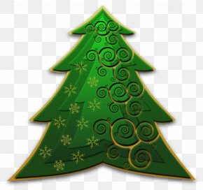 Christmas Tree - Christmas Tree Drawing Snowflake PNG