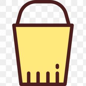 Bucket Icon - 作作•米食寓 Clip Art PNG