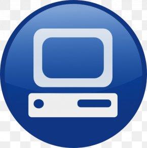7 Computer Cliparts - Laptop Desktop Computer Clip Art PNG