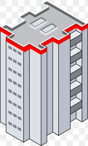 Building - Building Isometric Projection PNG