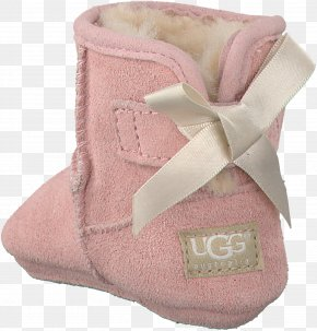 Boot - Snow Boot Shoe Walking Pink M PNG