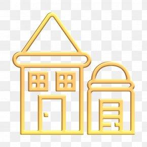 Real Icon Pawnshop Icon - Asset Icon Building Icon Estate Icon PNG