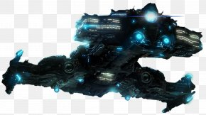 Spaceship - StarCraft II: Wings Of Liberty Ship Spacecraft Video Game PNG