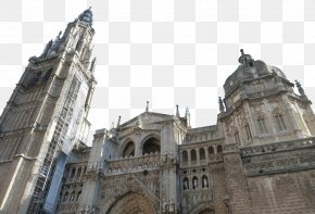 Cathedral Of Toledo Tourism - Toledo Cathedral Segovia Madrid The Burial Of The Count Of Orgaz PNG