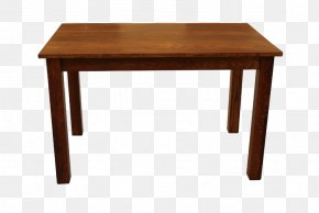 Table - Table Wood Furniture PNG