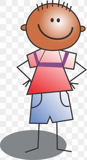 Clip Art - Child Boy Clip Art PNG
