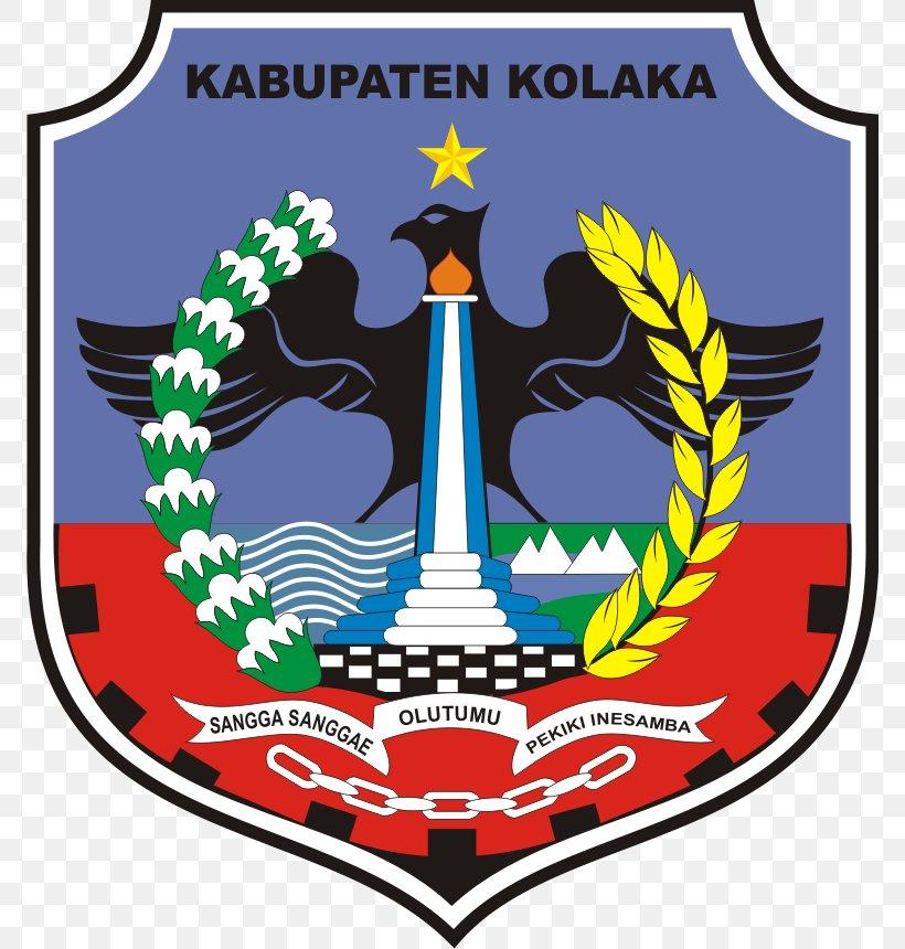 Kolaka Regency Watubangga Tanggetada Logo Png 772x860px Regency Brand Crest Emblem Indonesia Download Free
