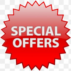 Special Offer - Paper Sticker Discounts And Allowances Sales Label PNG