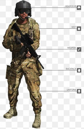 Soldier - Infantry Soldier United States Military Occupation Code Military Uniform Army PNG