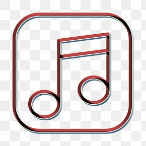Sign Essential Set Icon - Music Icon Music Player Icon Essential Set Icon PNG