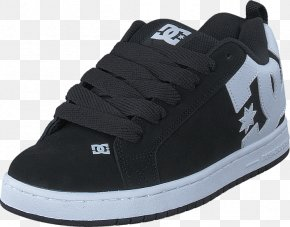 DC Shoes - Sneakers DC Shoes Skate Shoe Leather PNG