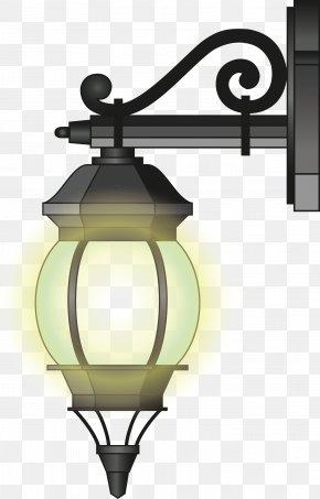 European-style Street Lights - Street Light Euclidean Vector PNG