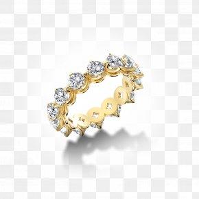 Ring - Eternity Ring Jewellery Diamond Bling-bling PNG