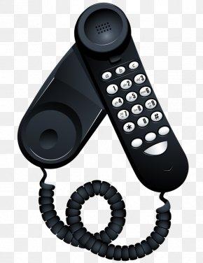 Landline Phone - Communication Telephone Landline Impianto Telefonico PNG
