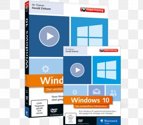 Cover Windows 10 - DVD-ROM Windows 10 Compact Disc PNG