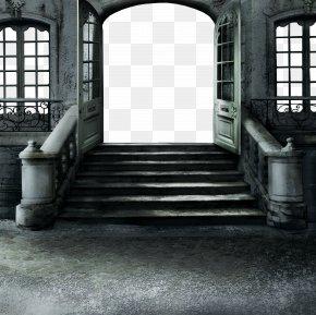 Stairs - Stairs Window Floor PNG