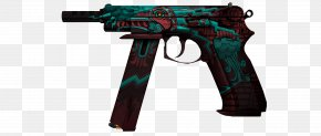 Weapon - Trigger Counter-Strike: Global Offensive CZ 75 Weapon CZ75-Auto PNG