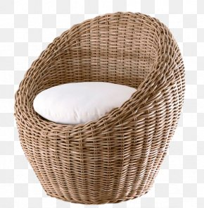 Bamboo And Rattan Weave Chair - Chair Wicker Table Rattan PNG