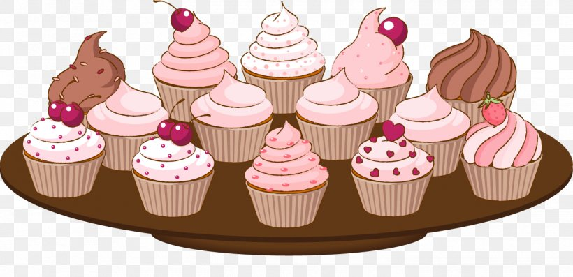 Cakes And Cupcakes Muffin Bakery Clip Art, PNG, 1421x689px, Cupcake, Bakery, Buttercream, Cake, Cakes And Cupcakes Download Free