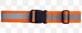 Safety - High-visibility Clothing Reflection Belt Strap Braces PNG