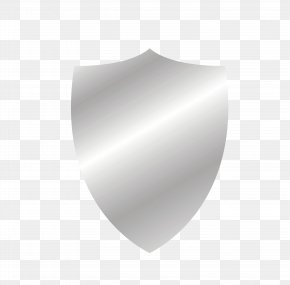 Silver Shield - Shield Silver Icon PNG