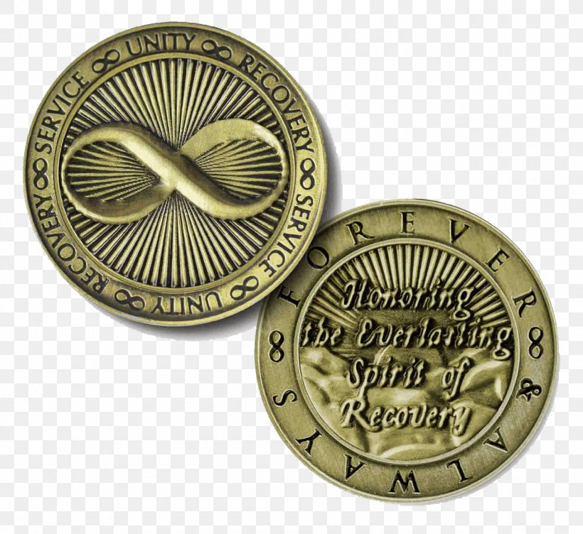 Sobriety Coin Medal Bronze Alcoholics Anonymous, PNG, 1280x1174px, Coin, Alcoholics Anonymous, Brass, Bronze, Gold Download Free