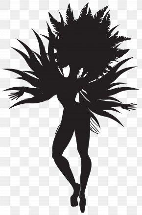 Samba Dancer Silhouette Clip Art Image - Brazil Samba Dance Clip Art PNG