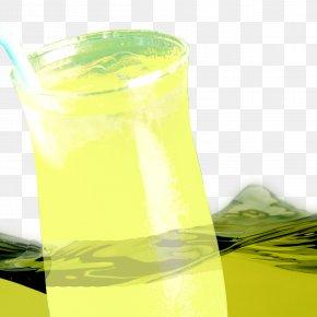 Frozen Frozen Lemon Tea - Juice Iced Tea Lemonade Limeade PNG