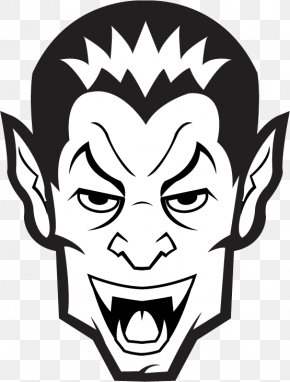 Dracula Outline Cliparts - Count Dracula Halloween Clip Art PNG