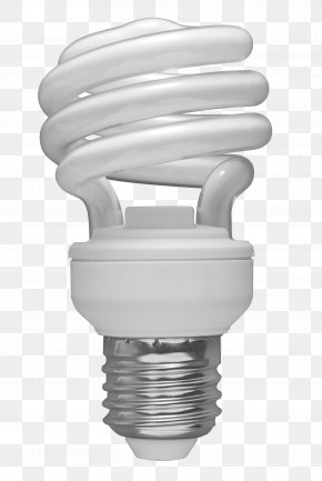 White Day Light Bulb Image - Incandescent Light Bulb Compact Fluorescent Lamp LED Lamp PNG